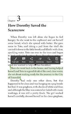 Image 5 of Aldiko Book Reader