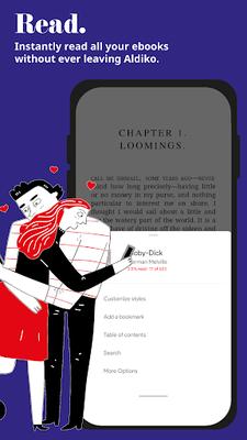 Image 15 of Aldiko Book Reader