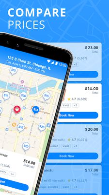 Image 1 of SpotHero: Parking Deals Nearby