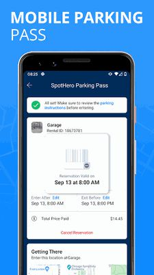 Image 4 of SpotHero: Parking Deals Nearby