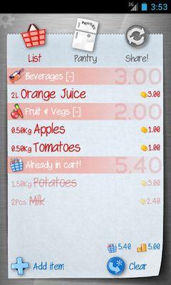 Image 5 of Shopping List - ListOn Free