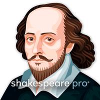 Icône de Shakespeare Pro