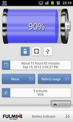 Image 2 of Battery indicator