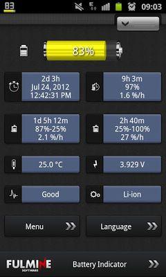 Image 1 of Battery indicator