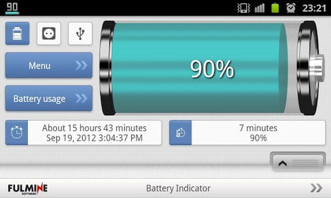 Battery Indicator Video