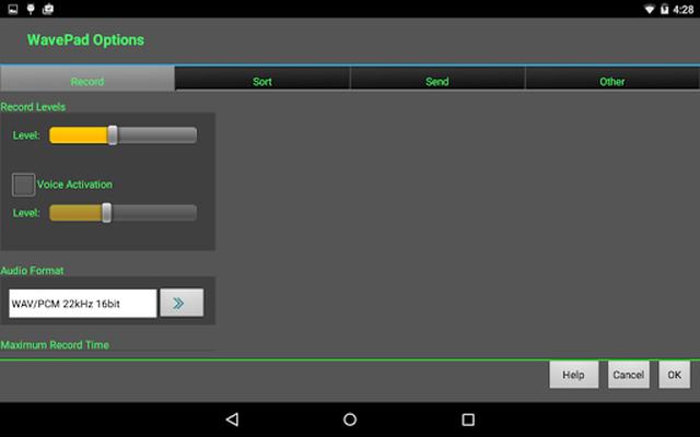 WavePad Master's Edition Image 11