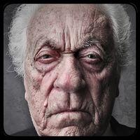 Ícone do Old Face