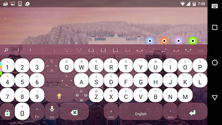 Screenshot 10 of Multiling O Keyboard + emoji