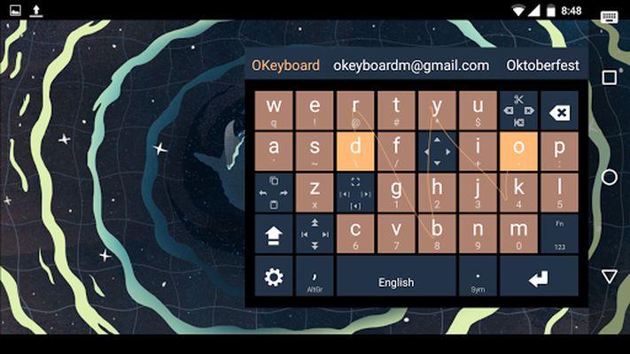 Image 9 of Multiling O Keyboard + emoji