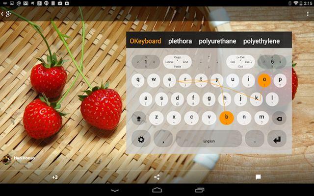 Image 3 of Multiling O Keyboard + emoji