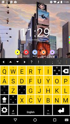 Screenshot 18 of Multiling O Keyboard + emoji