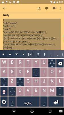Screenshot 16 of Multiling O Keyboard + emoji