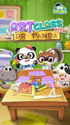 Image 3 of Art Class with Dr. Panda