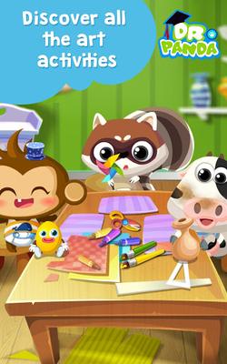 Image 21 of Art Class with Dr. Panda