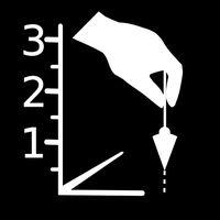 Messen & ausrichten - Senklot Icon