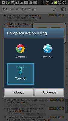 Image 3 of Torrent Downloader Client
