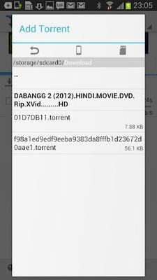 Image 2 of Torrent Downloader Client