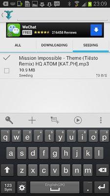 Image 4 of Torrent Downloader Client