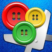 Ícone do Buttons and Scissors