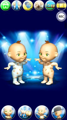 Image 3 of Talking Twins baby - Babsy