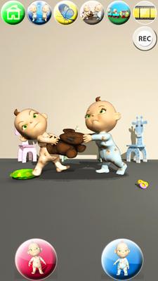 Image 17 of Talking Twins baby - Babsy