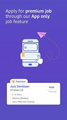 Shine.com Job Search Image 1