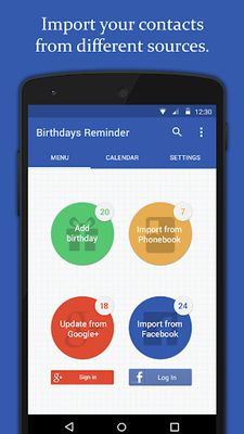 Image 5 of Birthday Reminder