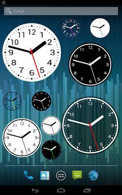 Image 2 of Simple Analog Clock [Widget]