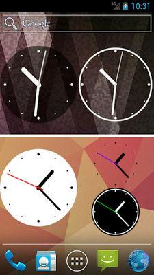 Image 1 of Simple Analog Clock [Widget]