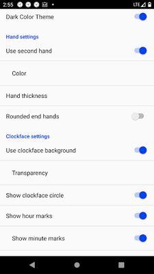 Image 4 of Simple Analog Clock [Widget]