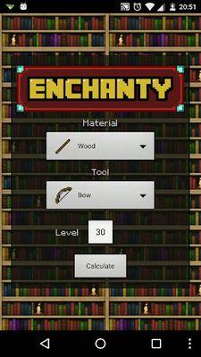 Image 6 of Enchanty - Minecraft EnchCalc