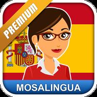 Ícone do Aprender Espanhol - MosaLingua