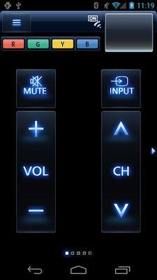 Image of Panasonic TV Remote 2
