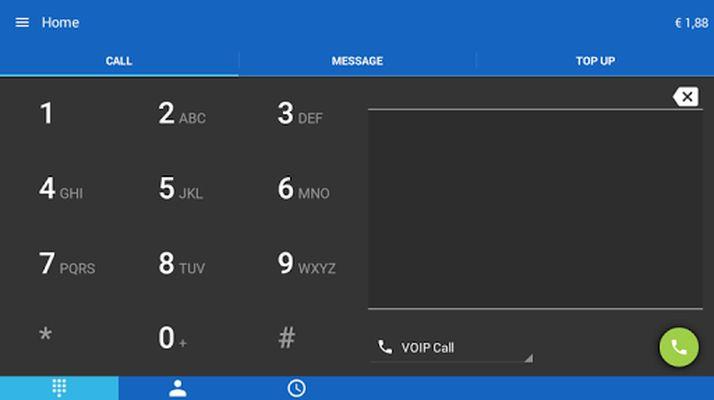 Image 9 of VoipBlazer cheaper calls
