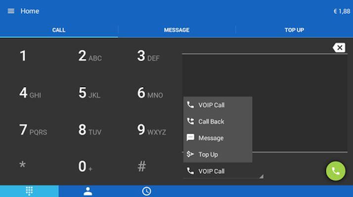 Image 10 of VoipBlazer cheaper calls