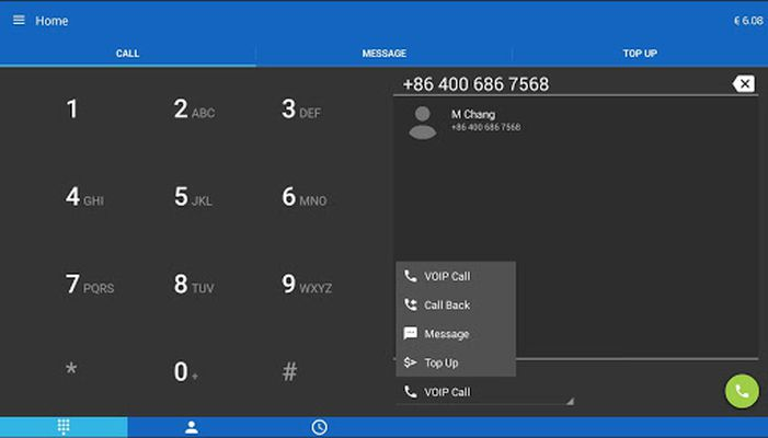 Image 13 of VoipBlazer cheaper calls