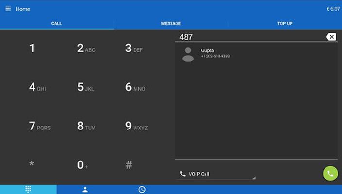 Image 17 of VoipBlazer cheaper calls