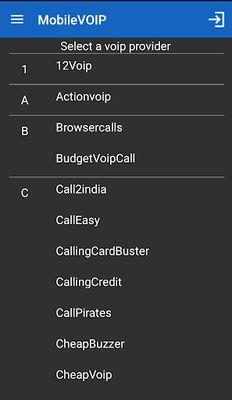 Image of VoipBlazer cheaper calls