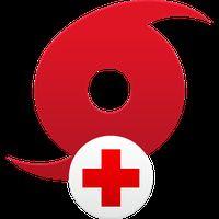 Ícone do Hurricane - American Red Cross