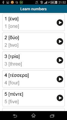 Image 2 of Greek 50 languages