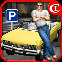 Biểu tượng Crazy Parking Car King 3D