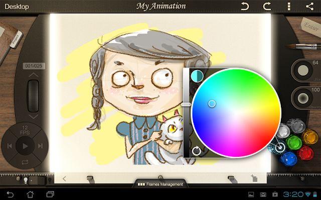 Image 5 of Animation Desk Premium