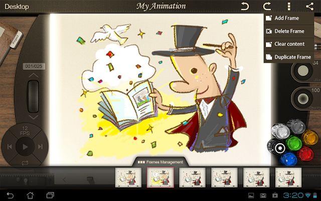 Image 4 of Animation Desk Premium