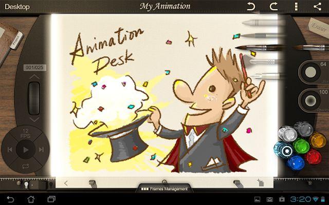 Animation Desk Premium Image 1