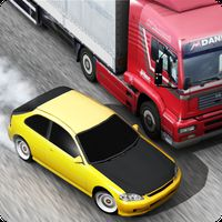 Traffic Racer Simgesi