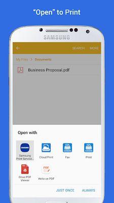 Image 2 of Samsung Print Service Plugin