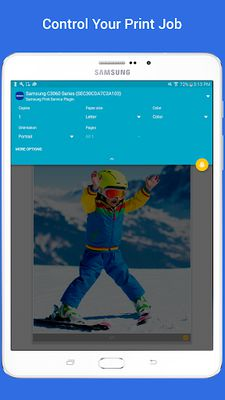 Image of Samsung Print Service Plugin