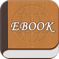EBook Reader Ücretsiz Kitaplar Simgesi