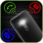 Flash Light on Call & SMS