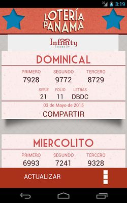 Image 5 of Panama Lottery